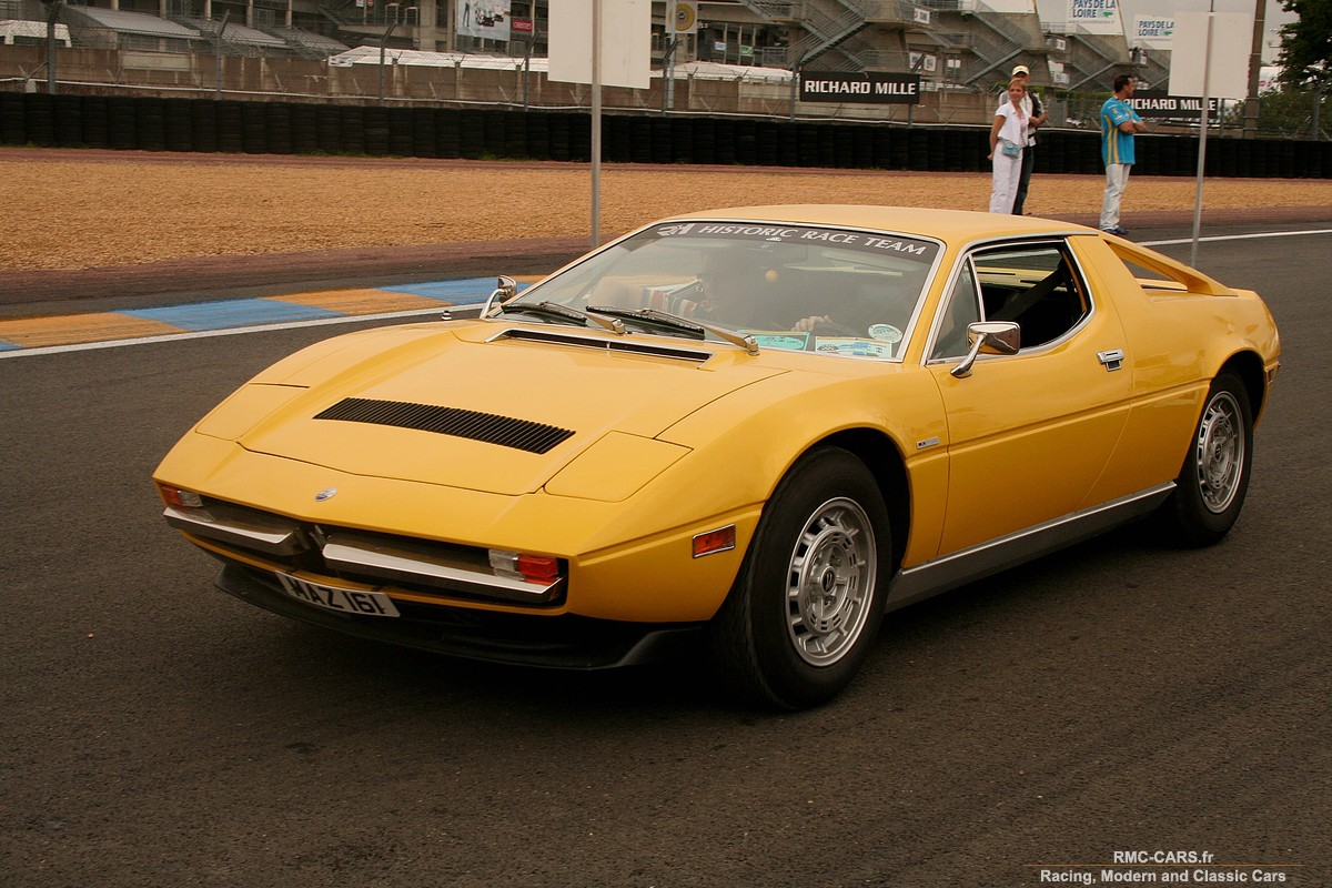 1972 Maserati Merak