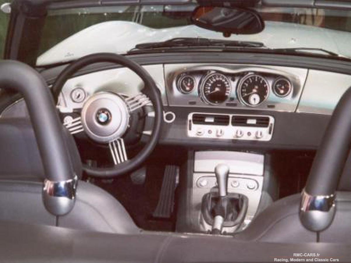 1999 BMW Z8 E52