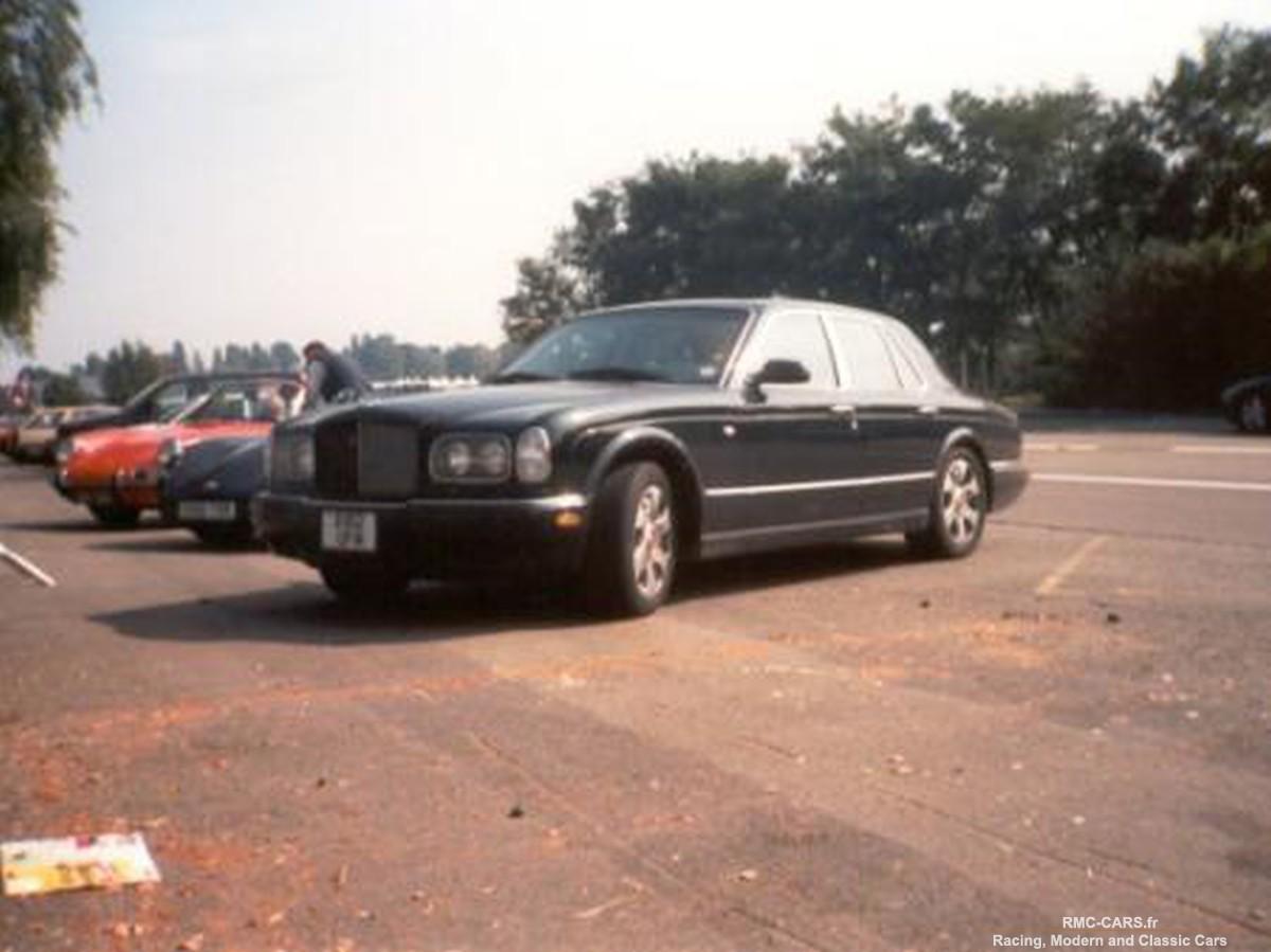1999 Bentley Arnage Red Label