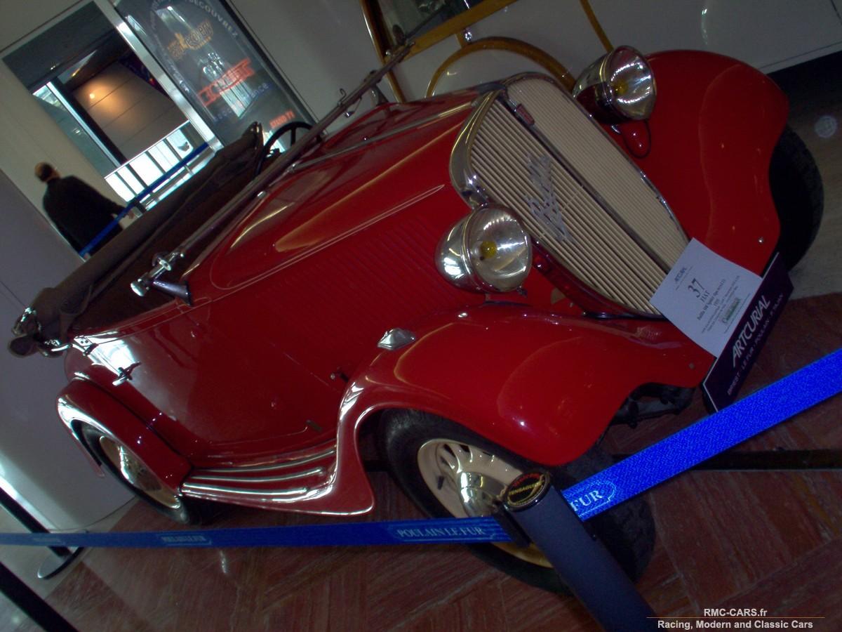 Fiat 508 Balilla Spider