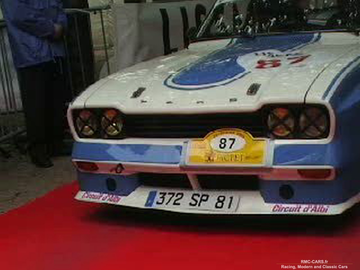 Ford Capri 2600 RS S2