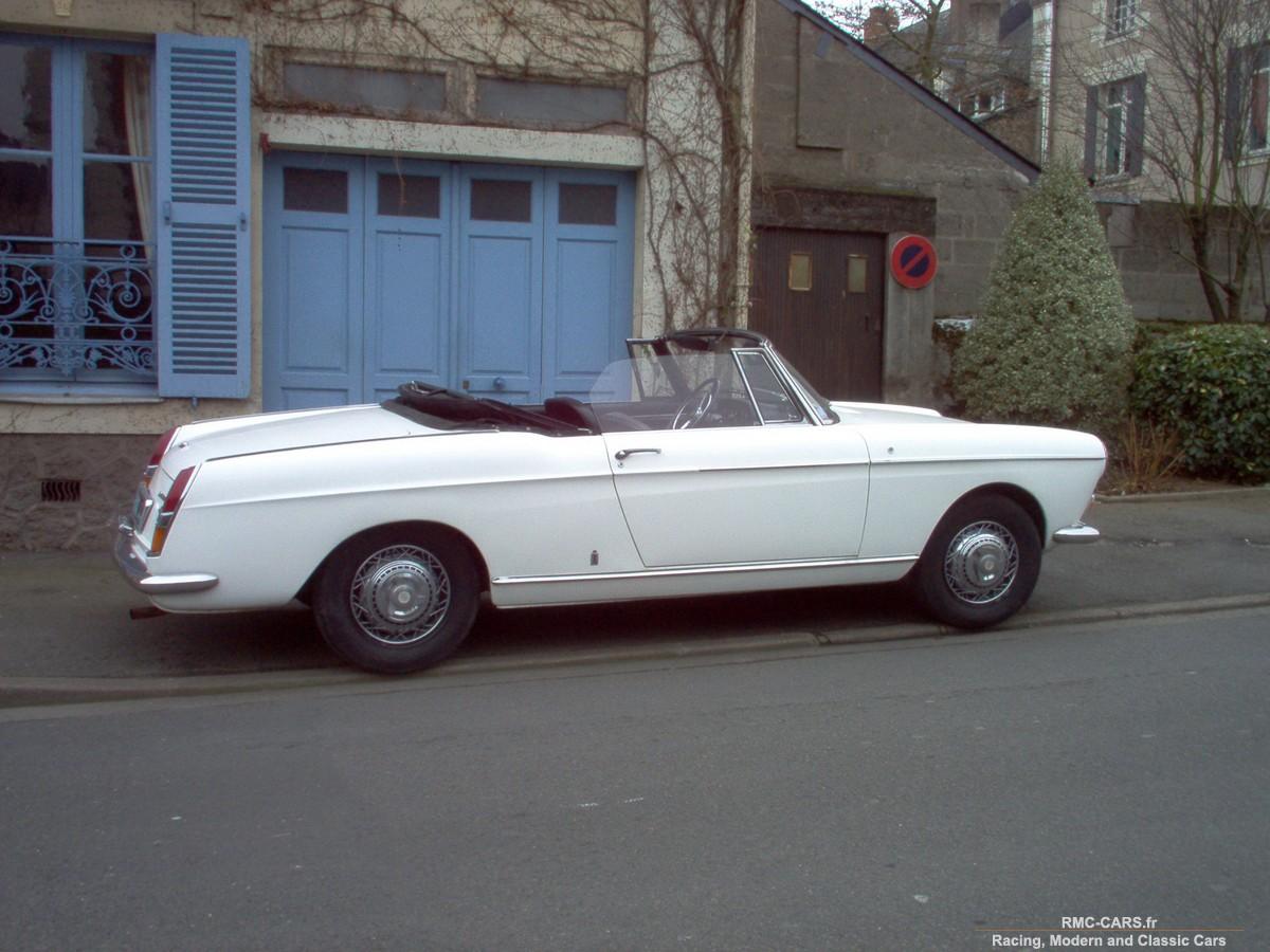 Peugeot 404 Coupé Cabriolet