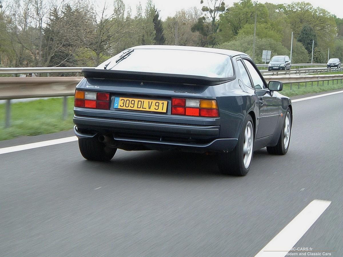 1985 Porsche 944 Turbo